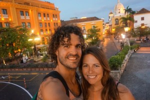 Interview With Travel Bloggers Amanda And Antonio Of The Adventure Junkies @The_AdvJunkies