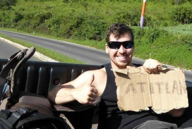 Hitching in Central America Will Hatton The Broke Backpacker