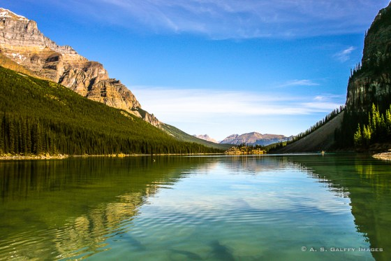 Banff, Canada by Travel Blogger Anda Galffy Of Travel Notes And Beyond