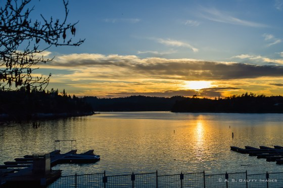 Lake Arrowhead, CA by Travel Blogger Anda Galffy Of Travel Notes And Beyond