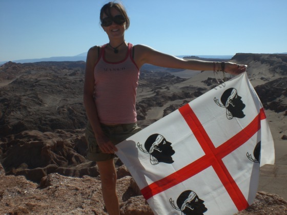 Valle de la Luna, Chile with Claudia Tavani of My Adventures Across The World