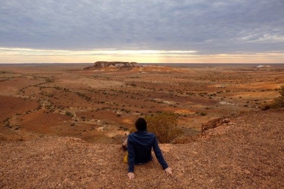 The Breakaways, Coober Pedy, Australia
