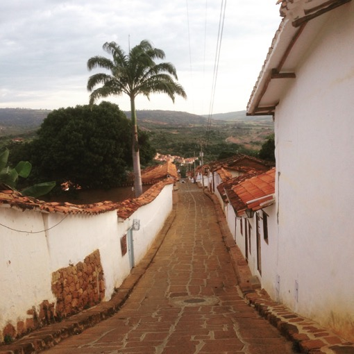 Barichara Colombia - a beautiful colonial town in Colombia