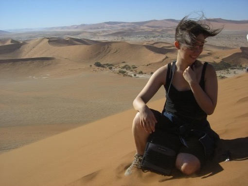 Katharina Parsons of a life beautifully travelled in the desert