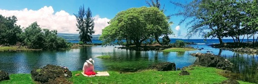 Keaukaha Beach Park in Hilo