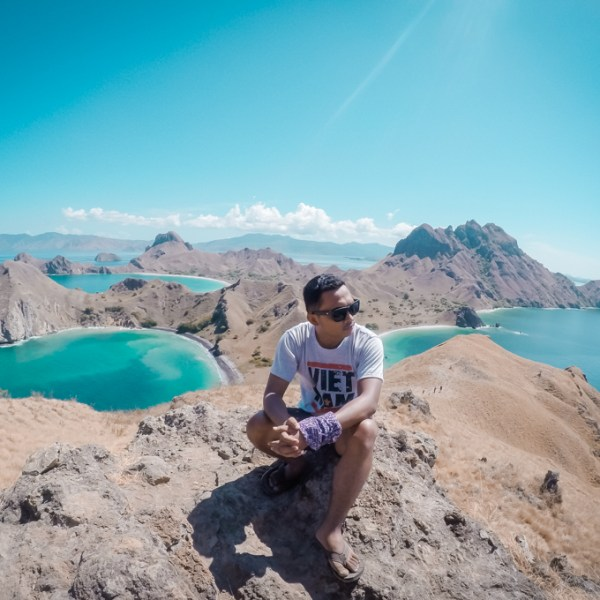 Bobby Ertanto travel bloggers indonesia
