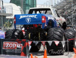 TravelBloggers.ca, Honda Indy of Toronto, Indy Car, Robby Gordon