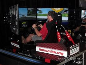 TravelBloggers.ca, Honda Indy of Toronto, Indy Car,