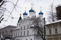 Церковь жен мироносиц на улице Добролюбова