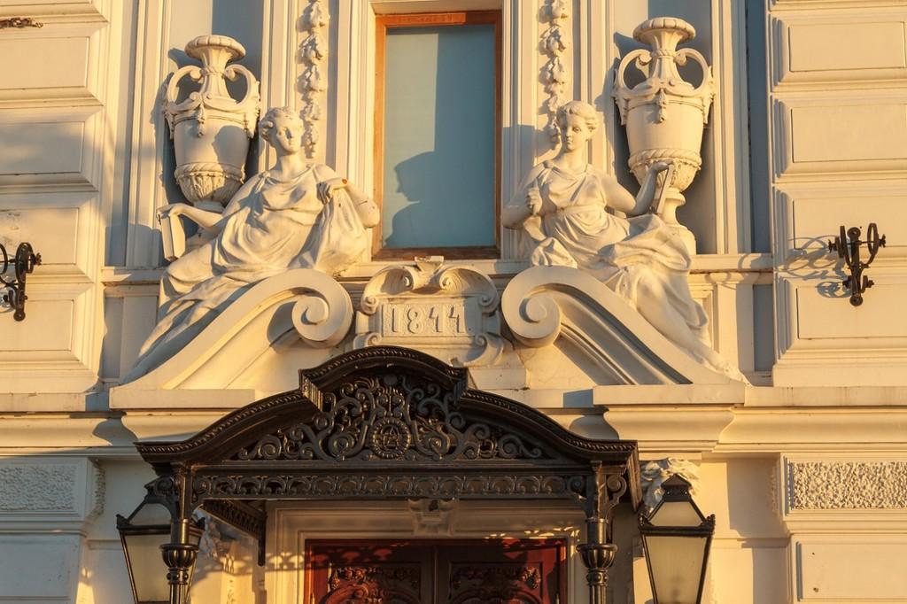Самые красивые старинные дома Нижнего Новгорода. Часть 1