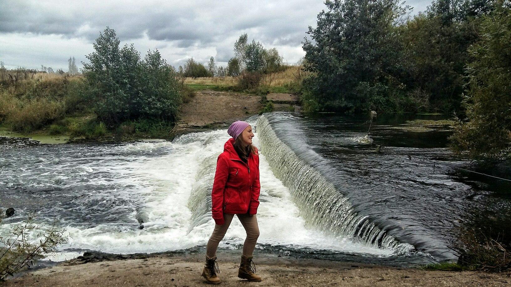 Водопад в Нижегородской области