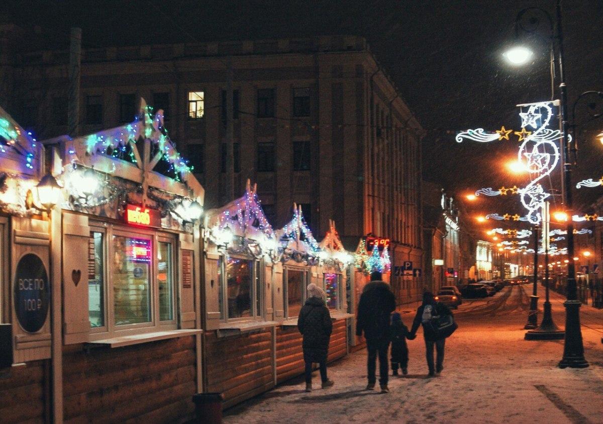 ТОП-10 мест для создания новогоднего настроения в Нижнем Новгороде