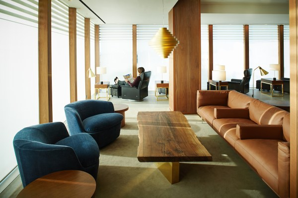 Cathay Pacific Heathrow Lounge Image 4