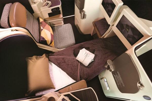阿提哈德航空A330商务舱