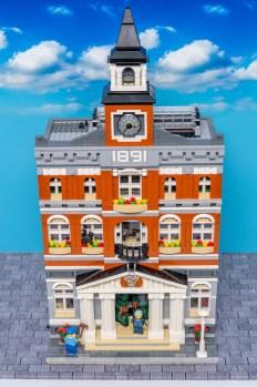 Lego Modular Building_Town Hall_1