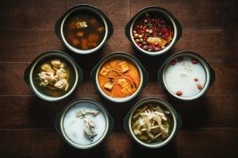 Xin soup base