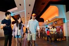 Hong Kong Disneyland_Iron Man Experience_Queue_with model (3)