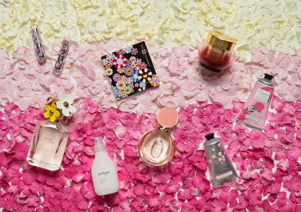 DFS_Floral Beauty items