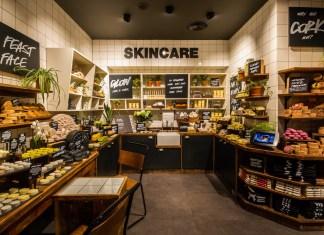 Lush HK Naked Shop