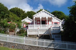 The Flamboyant Cottage Saba