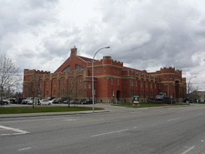 Attractions in Downtown Calgary - Mewata Armoury