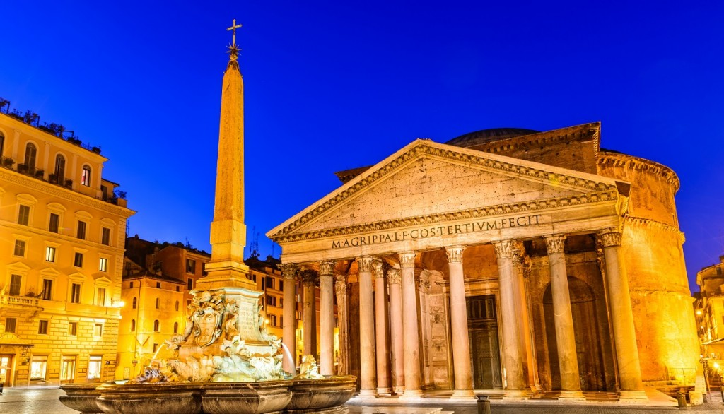 The Roman Pantheon is arguably the most important building in the history of architecture. Come with us as we explore this magnificent structure.
