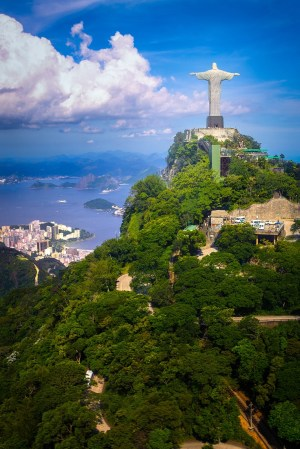 The Christ the Redeemer statue in Rio de Janeiro is one of the most recognizable monuments in the world. Learn how you can visit it, here.