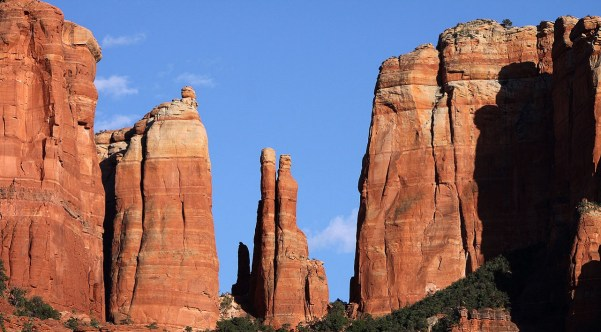 Visiting the red rocks in Sedona, Arizona