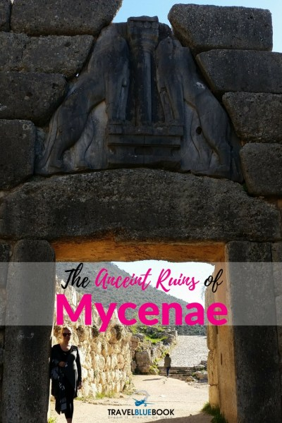This place is so old, it was even ancient to the Ancient Greeks! Here's the story of our trip to Mycenae.