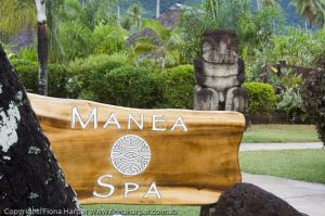 Moorea Pearl Resort & Spa, Tahiti: Manea Spa