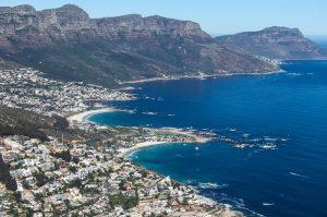 Cape Town's west coast beaches