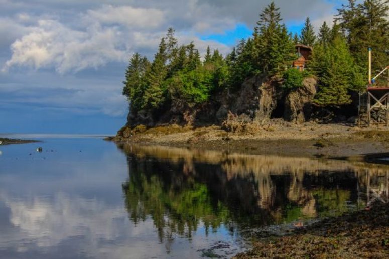 Kachemak Bay Wilderness Lodge Alaska