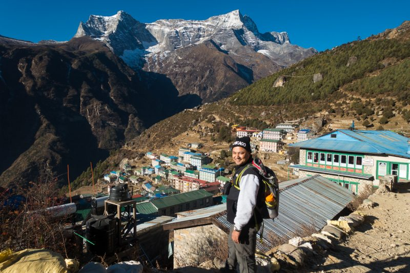 Nepal hiking | Fiona Harper travel writer | Travel Boating Lifestyle