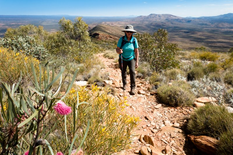 Larapinta Trail, Northern Territory | Travel Boating Lifestyle