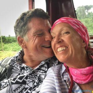 Fiona Harper & David Hartman |Travel Boating Lifestyle