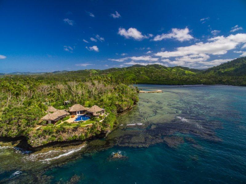 Wavi Island Fiji | Travel Boating Lifestyle