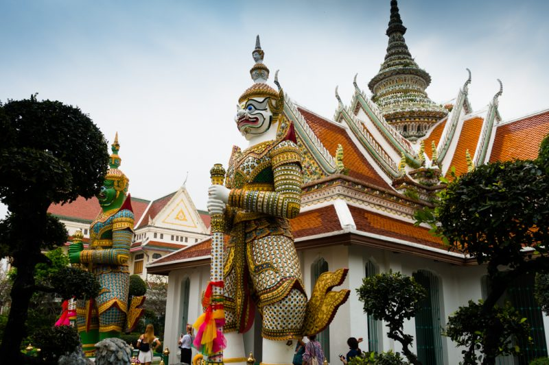 Thailand Bangkok Phuket | Travel Boating Lifestyle