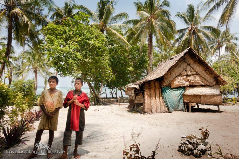 Solomon Islands people | Travel Boating Lifestyle