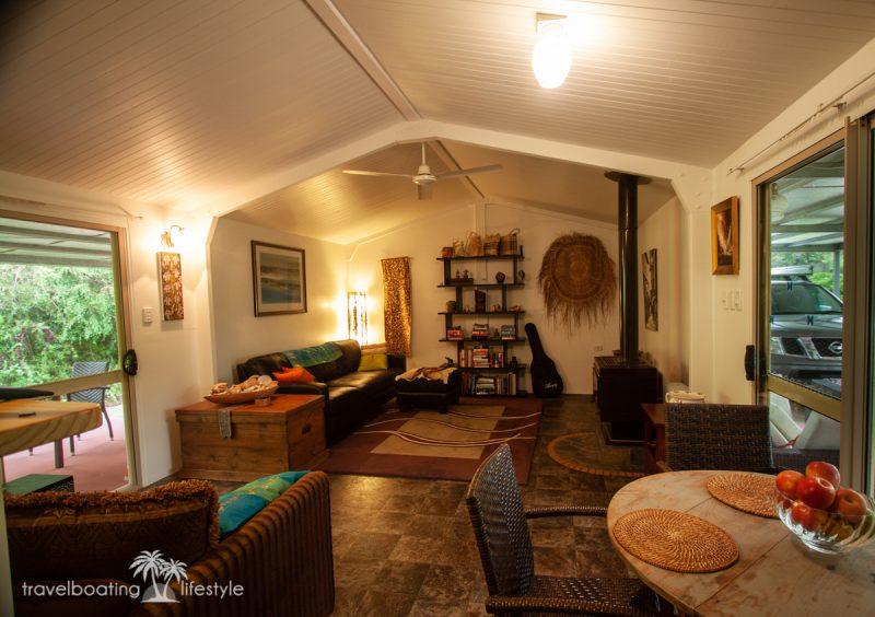 Platypus Spring Cottage   Atherton Tablelands Queensland   Tranquil Rural Retreat