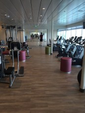 Mein Schiff 4 Entdeckertag - Fitnessbereich