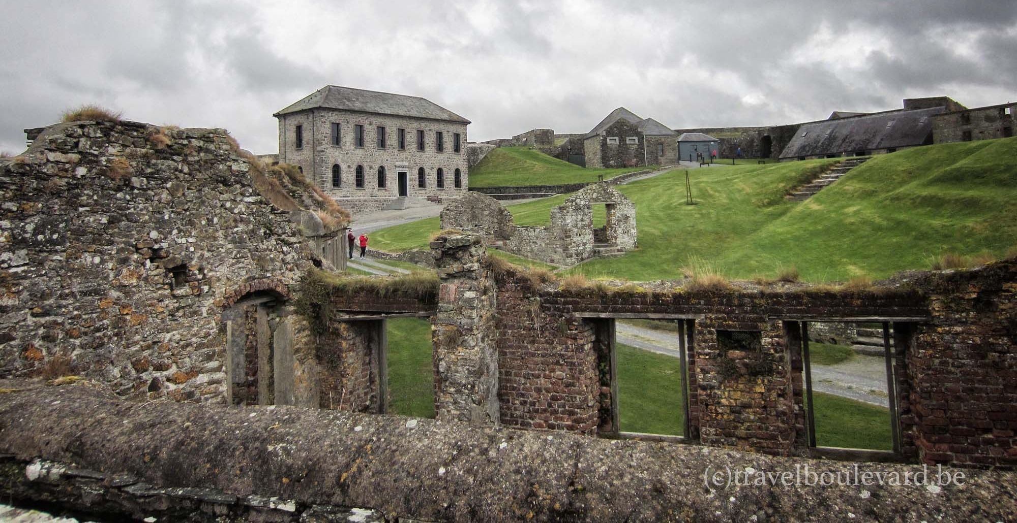 Charles Fort Kinsale Cork