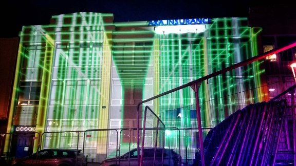 Dublin Wolf Tone Square Luminosity