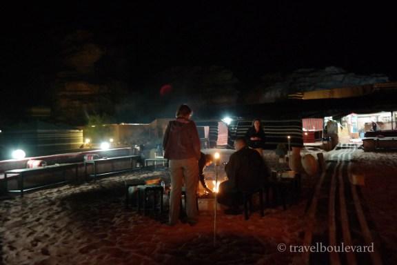 Rahayeb Desert Camp Wadi Rum Jordanië