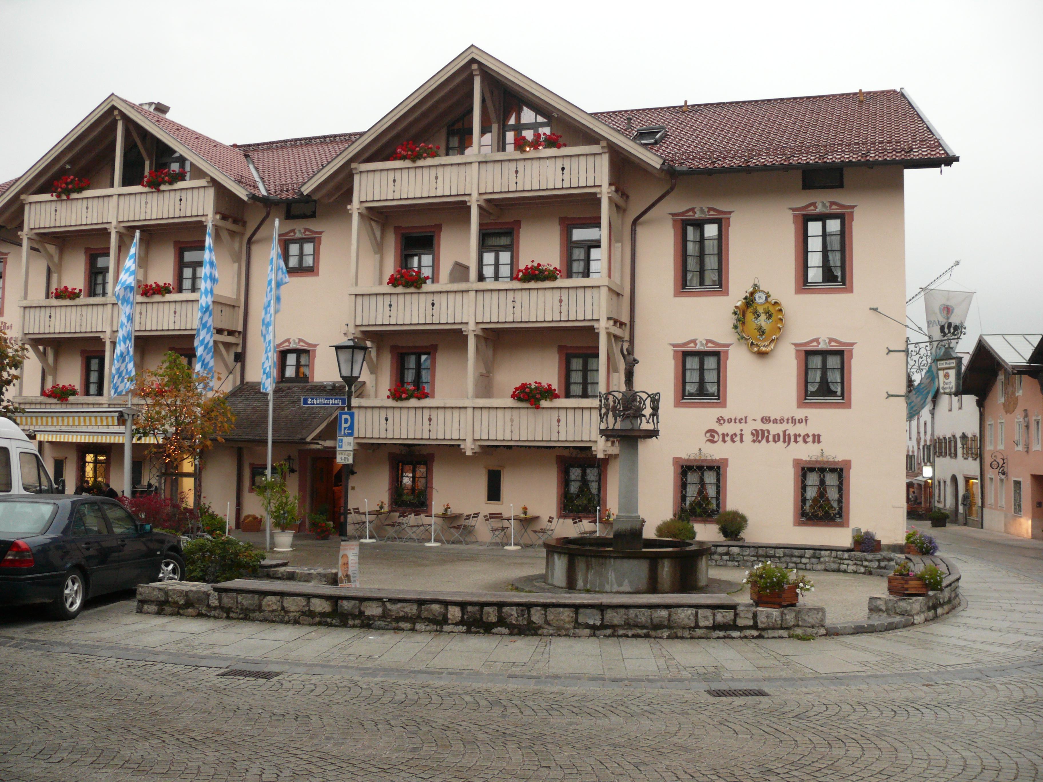 Garmisch Hotel