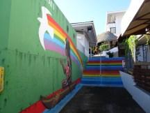 Street art in Papeete