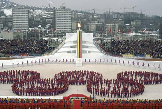 Sarejevo Olympics