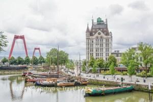 Old Port, Rotterdam