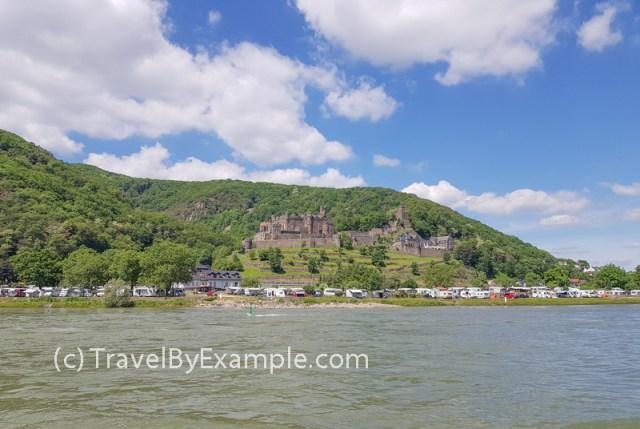Medieval castles of Middle Rhine