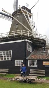 Molen de Ster in Utrecht