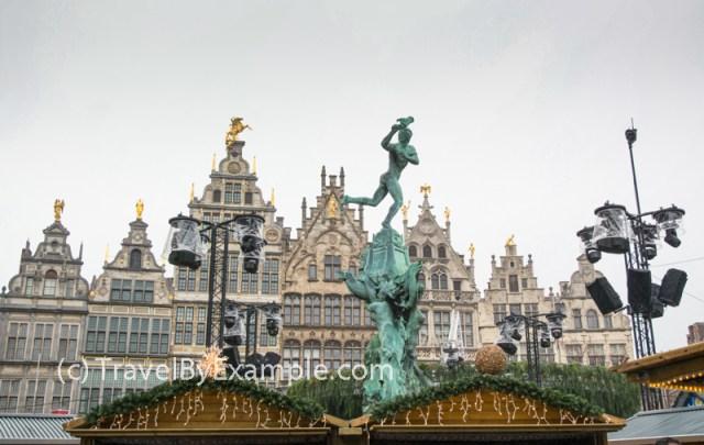 Guild houses, Antwerp